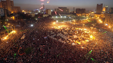'Biggest protest in Egypt's history': LIVE UPDATES | AUSTERITY & OPPRESSION SUPPORTERS  VS THE PROGRESSION Of The REST OF US | Scoop.it