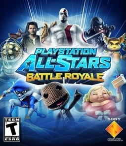 PlayStation All-Stars Battle Royale Review - Giant Bomb | Playstation All-Stars Battle Royale: Win or Lose? | Scoop.it