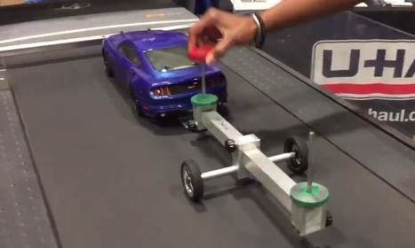 Demo shows why weight distribution on a trailer is important | Heron | Scoop.it
