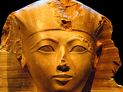 Hatshepsut: una mujer, dos hombres y un destino faraónico | Hatshepsut | Scoop.it