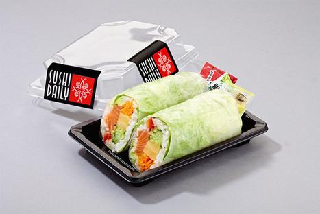 STRATEGIE DE DOMAINE - L'exemple de Sushi Daily | MANAGEMENT des ENTREPRISES | Scoop.it