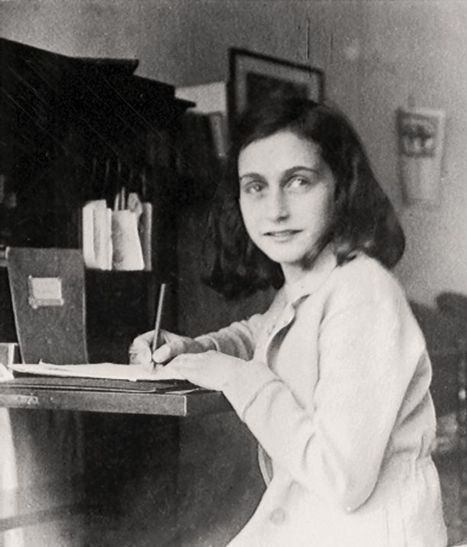 10 Things to Know About Anne Frank's The Diary of a Young Girl | Expanding Prior Knowledge - Anne Frank and the Holocaust | Scoop.it