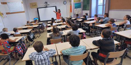 Les écoliers français sont scotchés à leurs chaises 8 500 heures   Ensemble, changeons l'école   Scoop.it