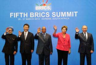 Brics : vers une nouvelle guerre des blocs | Le nouvel Economiste | BRICS2 | Scoop.it