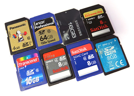 Top 11 Quickest Memory Cards Tested | Technology and Gadgets | Scoop.it