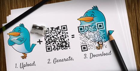 Crear códigos QR partir de imágenes y cómo leerlos con el smartphone | Educacion, ecologia y TIC | Scoop.it