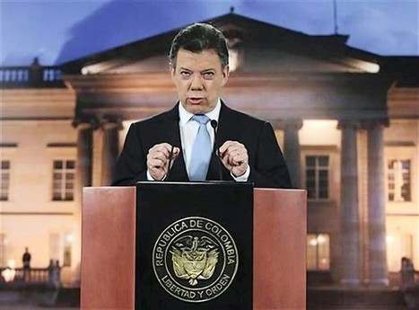 Colombia's Santos faces tougher peace talks: Pastrana - Chicago Tribune | News from the Spanish-speaking World | Scoop.it