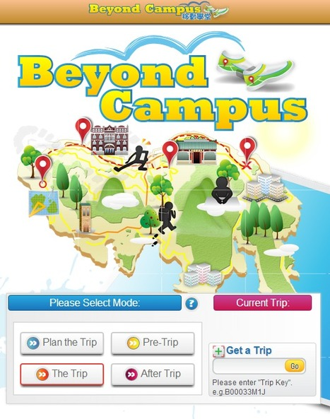 Beyond Campus 移動學堂   Innovative eLearning   Scoop.it