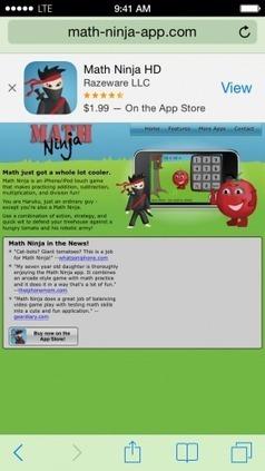 Smart App Banners Tutorial - Ray Wenderlich   iOS, Xcode & more   Scoop.it