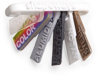 Shapeways - Make & Share Your Products with 3D Printing | GCSE ICT Case Study Resources | Scoop.it