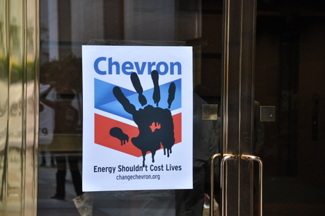 Could you sue #Chevron for screwing up the #climate? A class action lawsuit might help. | Messenger for mother Earth | Scoop.it