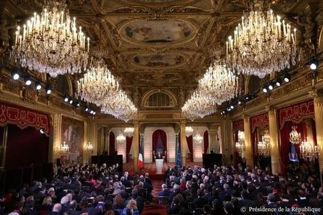 Conférence de presse : François Hollande envisage une entreprise franco-allemande pour la transition énergétique. >> L'actu des EnR -Qualit'EnR | Les EnR | Scoop.it