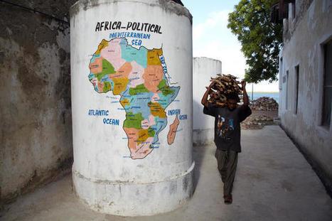 Restyliser les frontières africaines ? Quand une historienne répond à #legorafi | Enseigner l'Histoire-Géographie | Scoop.it