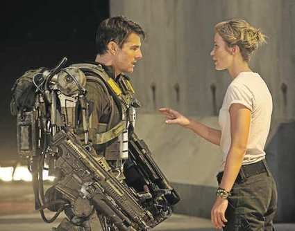 [Review] Edge of Tomorrow | Edge of Tomorrow - Web Coverage | Scoop.it