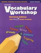 Vocabulary Workshop(enriched) Student Book: Purple   @wonil07lee Parenting   Scoop.it