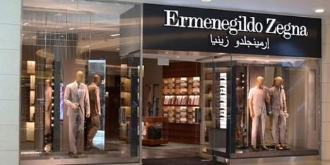 Quatar: a Doha apre la prima boutique Ermenegildo Zegna - Sfilate | fashion and runway - sfilate e moda | Scoop.it