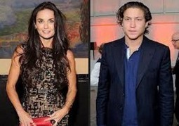 Demi Moore Said to be Dating Vito Schnabel | Online Entertainment News | Scoop.it