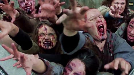 'Walking Dead' Zombies Prank NYC Pedestrians | Creative marketing ideas | Scoop.it