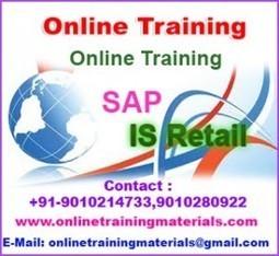 SAP IS Retail online training institute in Ameerpet, SAP IS Retail Online Training Institute from Hyderabad India.   Online Training Materials   Online Training   Scoop.it