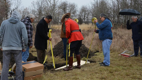 Ancient grave in Alberta farmer's field unearths historical mystery | idle no more and environment | Scoop.it