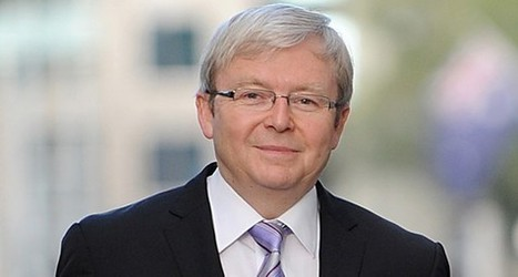 Rudd's rejection of marriage referendum welcomed | Gay News | Scoop.it