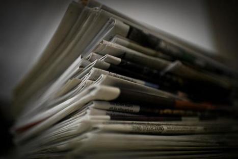 Presse: les quotidiens se battent pour compenser le déclin du papier | La vie des BibliothèqueS | Scoop.it