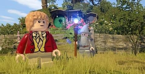 'Lego The Hobbit' video game trailer shows Tauriel, Legolas, more - Los Angeles Times | 'The Hobbit' Film | Scoop.it