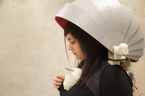 Environment Dress 2.0 : une parure connectée pour sauver des vies | La Wearable Tech | Scoop.it