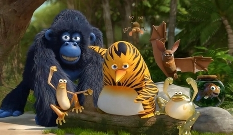 AWN | PGS Lands Asian Deals for 'Jungle Bunch to the Rescue' | The Jungle Bunch | Scoop.it