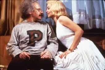 Marilyn Monroe Explains Relativity to Albert Einstein (in a Nicolas Roeg Movie) | Creativity and learning | Scoop.it
