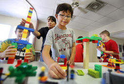 Science and math lessons built into Legos playtime - Arizona Daily Star   Heron   Scoop.it