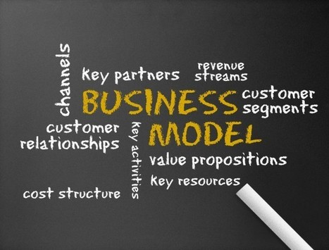 Business Model : 5 exemples concrets à adopter ! | Entrepreneurs du Web | Scoop.it