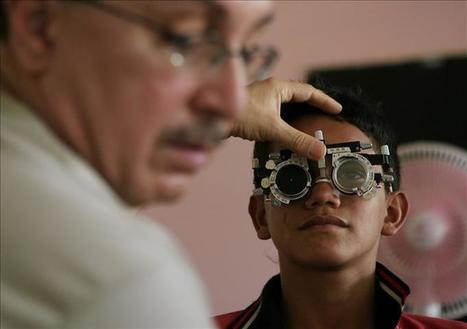 Hallan patologías oculares ocultas en niños de zona desfavorecida de Madrid | Salud Visual 2.0 | Scoop.it