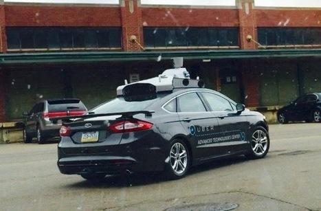 Ford mise sur la voiture électrique et autonome en 2016 | Objets connectés, quantified self, TV connectée et domotique | Scoop.it