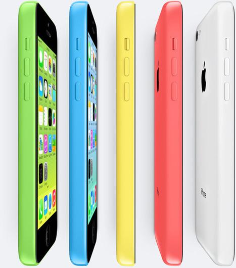 جميع مواصفات الايفون مخفض التكلفة iPhone 5c - نقطة تقّنية | Blogger Archive | Scoop.it