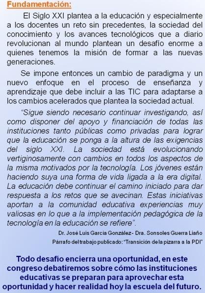 Congreso TIC | Herramientas Tecnologicas | Scoop.it