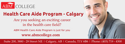 Health Care Aide Classes and Training | ABM college | Scoop.it