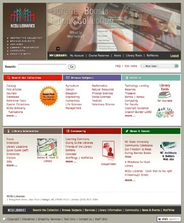 Building a library Web site: strategies for success | Library and Information Science | Scoop.it