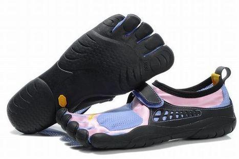 Vibram Five Fingers Kso Pink/Purple/Black Women's | popular list | Scoop.it