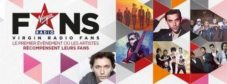 Virgin Radio crée l'évènement 100% fans   Radio 2.0 (En & Fr)   Scoop.it