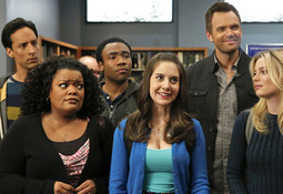 Community Renewed for Fifth Season | Community | Scoop.it