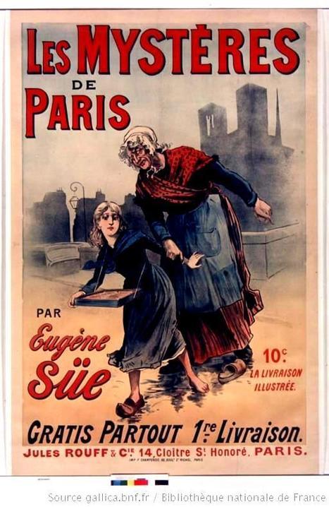 Jean-Pierre Galvan (éd.), Correspondance générale d'Eugène Sue. Volume II (1841-1845) | Merveilles - Marvels | Scoop.it