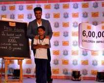 Arjun Kapoor joins hands with P&G Shiksha campaign | News Nation | Entertainment News | Scoop.it