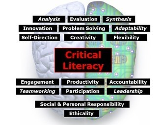 A Principal's Reflections: Critical Literacy Across the Curriculum | 21st Century Literacy and Learning | Scoop.it
