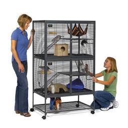 Midwest Critter Nation Small Pet Double Unit Habitat   Everyone Should Own A Pet   Scoop.it