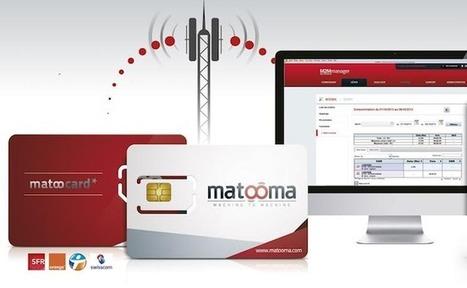 La start-up du jour : Matooma, une plateforme pour connecter vos objets avec des cartes SIM | Technologies et Innovation | Scoop.it