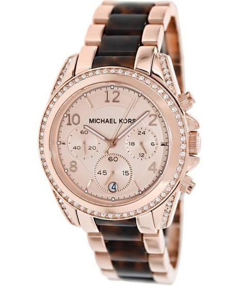 Michael Kors Blair | Seiko Velatura Chronograph | Scoop.it
