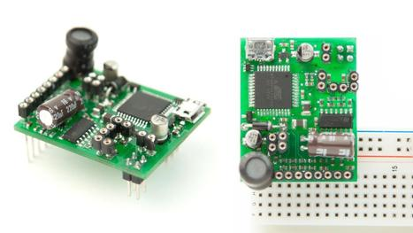 EspoTek's Labrador Packs 5 Lab Instruments onto a Single Board   Make:   Arduino, Netduino, Rasperry Pi!   Scoop.it