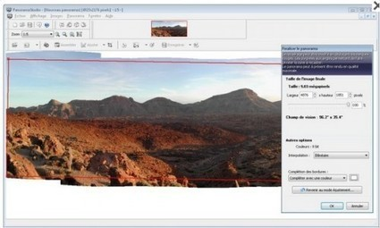 Créer des panoramas avec des photos : PanoramaStudio | Nouvelles des TICE | Scoop.it