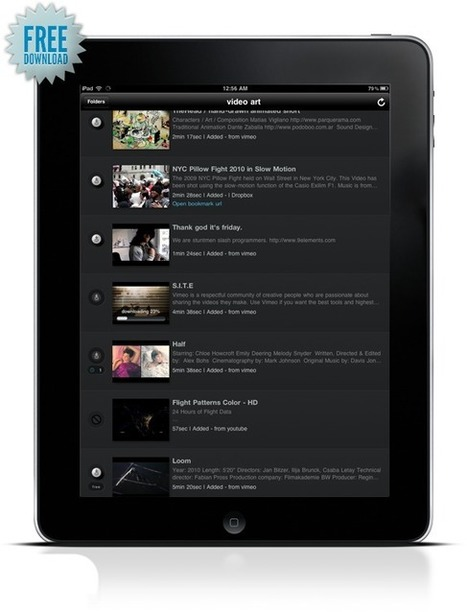 watchlater - Watch videos on your iPad | Curtin iPad User Group | Scoop.it